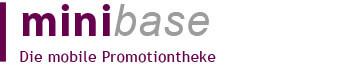Mobile Promotiontheke - Minibase