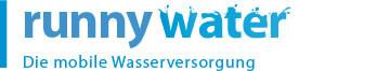 mobile Wasserversorgung - Runnywater