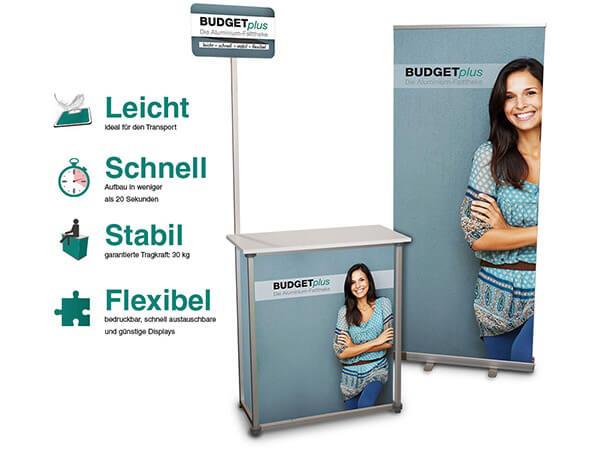 mobile Klapptheken Budgetplus