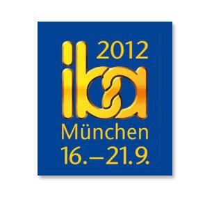 iba 2012 Messe Logo