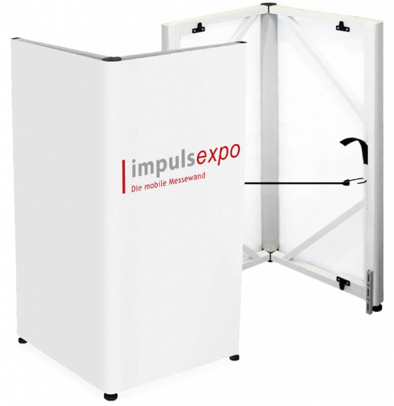 Impuls Expo - Basismodul für Messewand