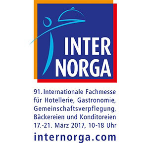 Internorga 2017 Messe Logo