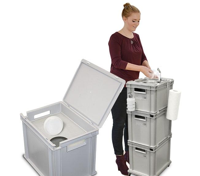 mobile Hygienestation kaufen