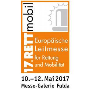 Rettmobil 2017 Messe Logo