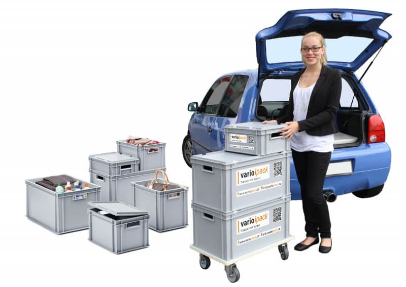 Varioipack - Transport & Lagerung mit System
